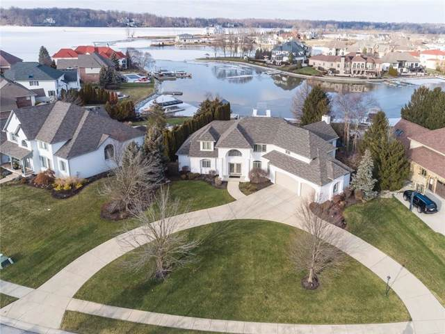 12932 Rocky Pointe Road, Fishers, IN 46055 (MLS #21690637) :: Heard Real Estate Team | eXp Realty, LLC