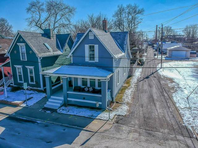 719 E Mccarty Street, Indianapolis, IN 46203 (MLS #21691076) :: AR/haus Group Realty