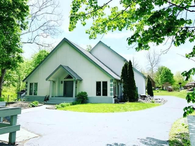 1609 Stafford Road, Plainfield, IN 46168 (MLS #21691365) :: Richwine Elite Group