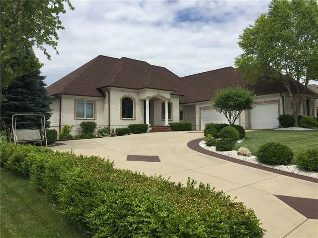 5192 Chancery Boulevard, Greenwood, IN 46143 (MLS #21692899) :: AR/haus Group Realty