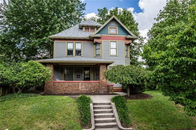 2112 N New Jersey Street, Indianapolis, IN 46202 (MLS #21692933) :: Mike Price Realty Team - RE/MAX Centerstone