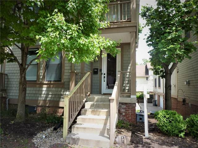 933 Hudson Street, Indianapolis, IN 46202 (MLS #21693350) :: AR/haus Group Realty