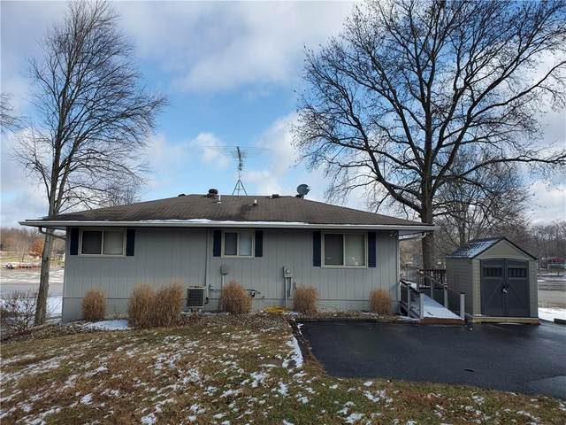 573 W Santee Drive, Greensburg, IN 47240 (MLS #21693404) :: The Indy Property Source