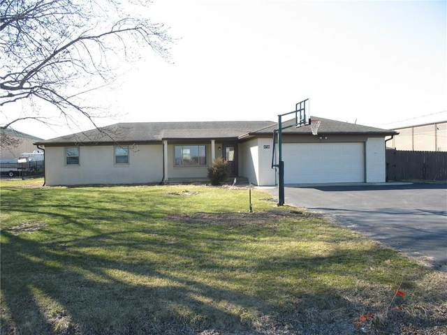 4730 N 900 Road E, Brownsburg, IN 46112 (MLS #21693546) :: Realty ONE Group Dream