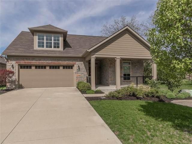 9812 Rue Renee Lane, Mccordsville, IN 46055 (MLS #21693600) :: The Indy Property Source