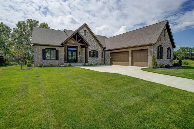 2751 Silver Oaks Drive, Carmel, IN 46032 (MLS #21693680) :: The Evelo Team