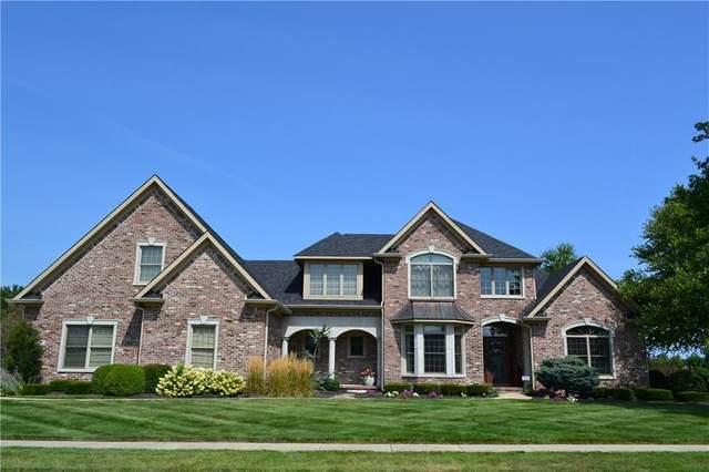 318 Hawthorne Drive, Pittsboro, IN 46167 (MLS #21693892) :: Dean Wagner Realtors