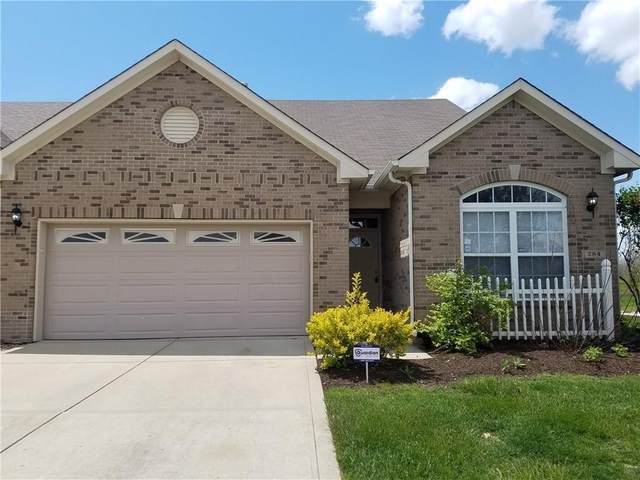 284 Society Drive, Indianapolis, IN 46229 (MLS #21693921) :: The ORR Home Selling Team