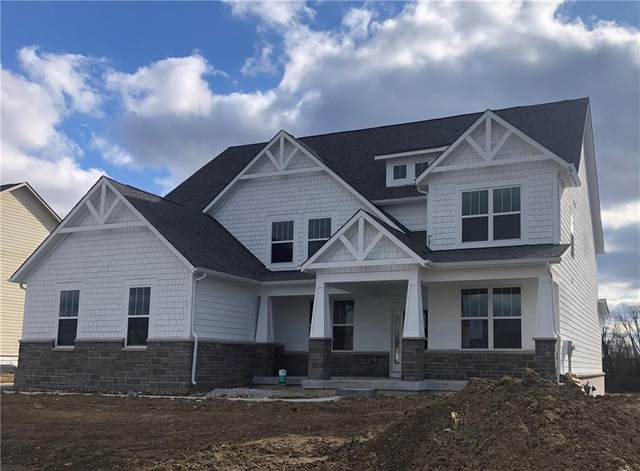 2797 Maple Creek Drive, Westfield, IN 46074 (MLS #21694038) :: The ORR Home Selling Team