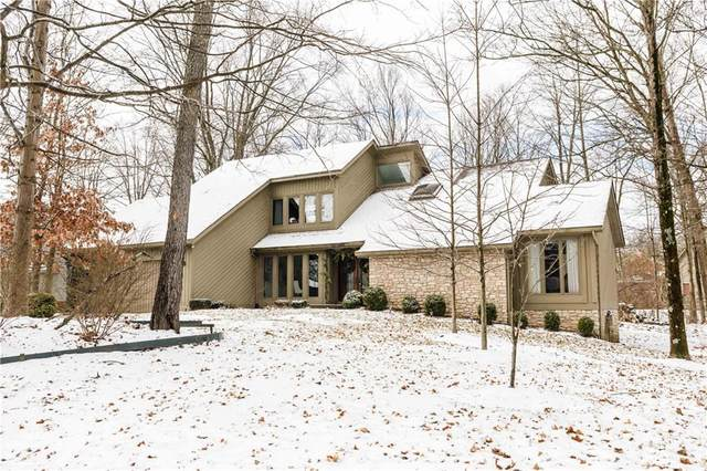 8126 Halyard Way, Indianapolis, IN 46236 (MLS #21694045) :: The Evelo Team