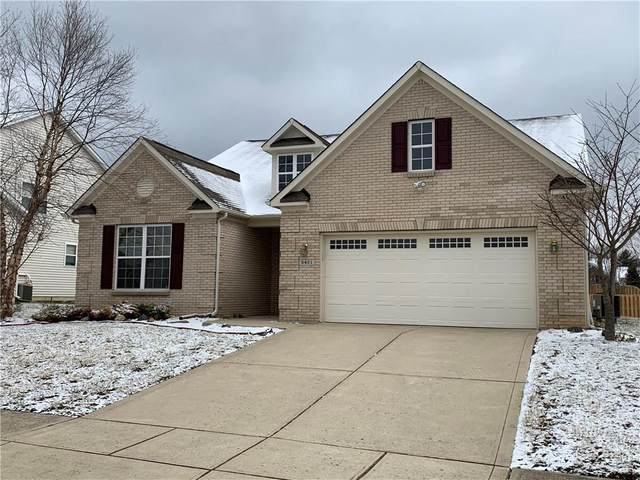 5451 Landrum Drive, Indianapolis, IN 46234 (MLS #21694085) :: Mike Price Realty Team - RE/MAX Centerstone