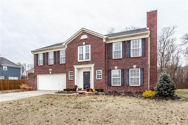 5754 Grandvista Drive, Indianapolis, IN 46234 (MLS #21694091) :: Mike Price Realty Team - RE/MAX Centerstone