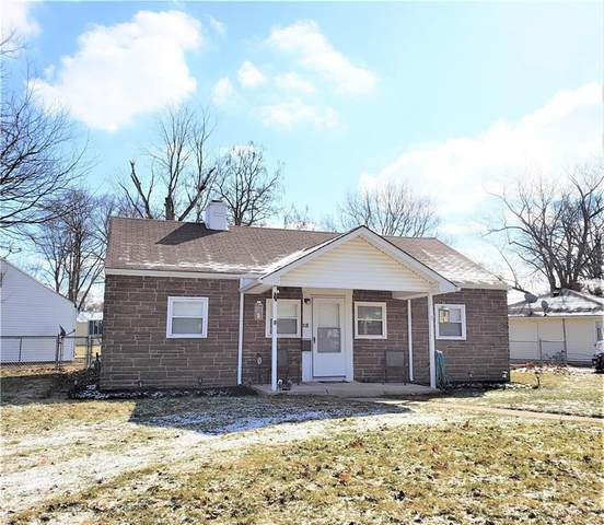 318 N Miller Street, Shelbyville, IN 46176 (MLS #21694445) :: Mike Price Realty Team - RE/MAX Centerstone