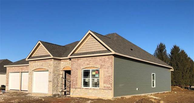 6532 Bluegrass Drive, Anderson, IN 46013 (MLS #21694463) :: The Evelo Team
