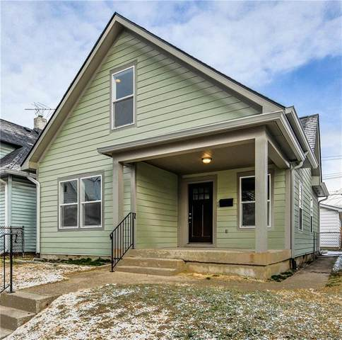 708 Cottage Avenue, Indianapolis, IN 46203 (MLS #21694601) :: The Indy Property Source