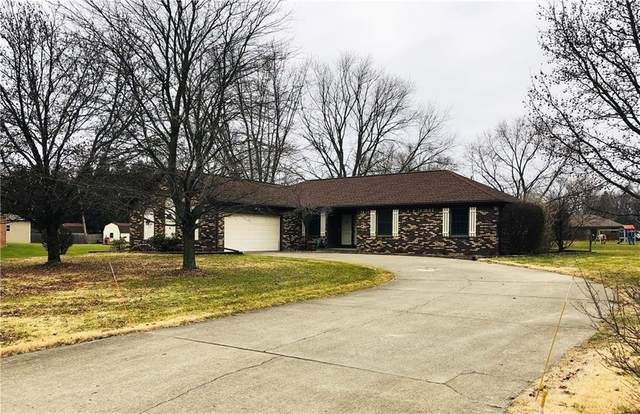 236 Shiloh Creek Way, Indianapolis, IN 46234 (MLS #21695105) :: Mike Price Realty Team - RE/MAX Centerstone