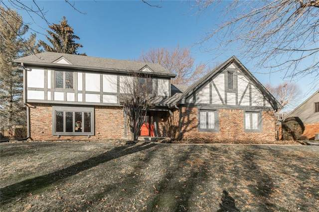 8332 Forward Pass Road, Indianapolis, IN 46217 (MLS #21695106) :: Anthony Robinson & AMR Real Estate Group LLC