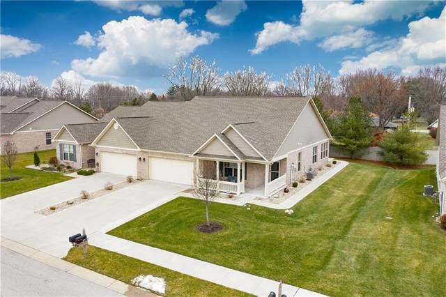 8917 Stoney Meadow Boulevard, Avon, IN 46123 (MLS #21695435) :: Heard Real Estate Team | eXp Realty, LLC