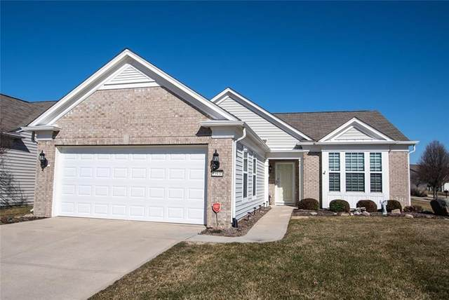 15930 Blush Drive, Fishers, IN 46037 (MLS #21695480) :: Richwine Elite Group