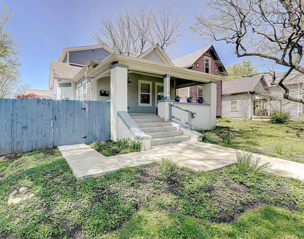 1218 Spruce Street, Indianapolis, IN 46203 (MLS #21695681) :: Anthony Robinson & AMR Real Estate Group LLC