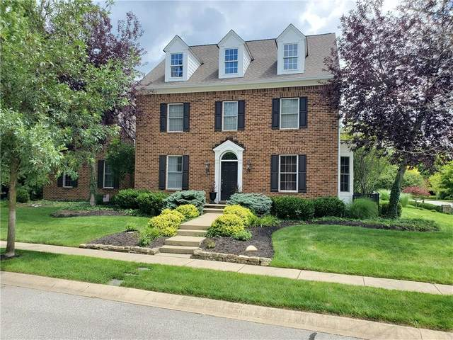 6739 Jons Station Street, Zionsville, IN 46077 (MLS #21696145) :: Anthony Robinson & AMR Real Estate Group LLC