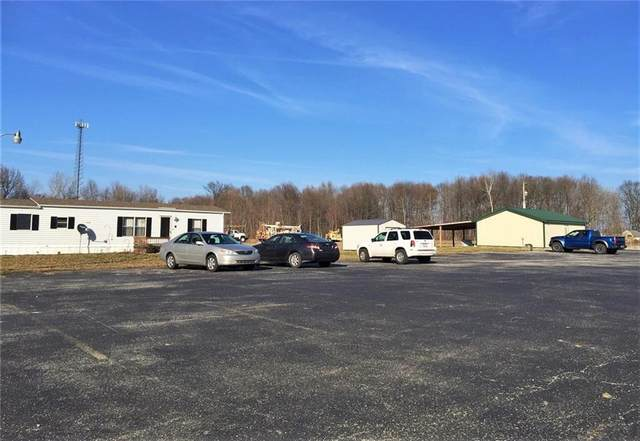 1300 E Us Highway 50, North Vernon, IN 47265 (MLS #21696195) :: The ORR Home Selling Team