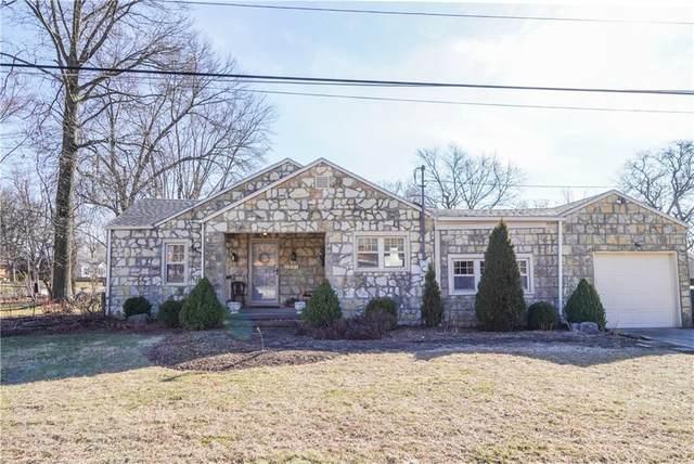 3001 W Bowman Street, Muncie, IN 47304 (MLS #21696330) :: The ORR Home Selling Team