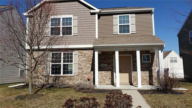 13112 S Elster Way, Fishers, IN 46037 (MLS #21696371) :: The Indy Property Source