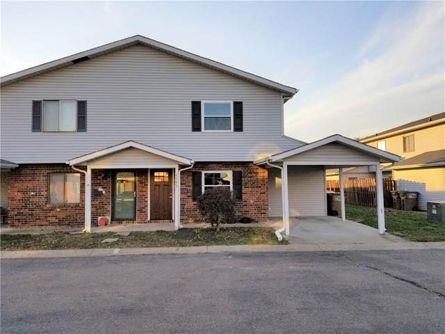 2060 Miracle Drive, Columbus, IN 47201 (MLS #21696474) :: AR/haus Group Realty