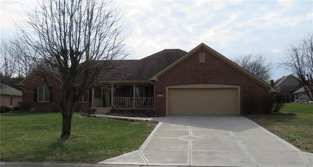 4755 Silver Springs Drive, Greenwood, IN 46142 (MLS #21696522) :: The Indy Property Source