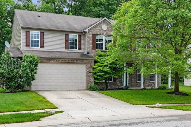 6679 Taraval Drive, Indianapolis, IN 46260 (MLS #21696540) :: Anthony Robinson & AMR Real Estate Group LLC