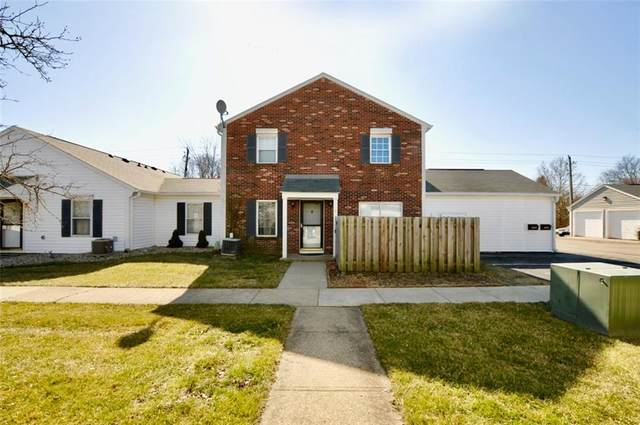 5913 Deerwood Court, Indianapolis, IN 46254 (MLS #21696577) :: The ORR Home Selling Team