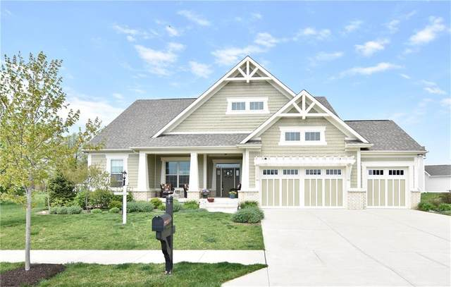 10556 Treeswing Drive, Fishers, IN 46038 (MLS #21696587) :: Anthony Robinson & AMR Real Estate Group LLC