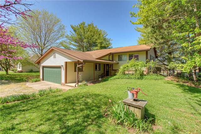 9081 N Pumpkinvine Road, Fairland, IN 46126 (MLS #21696710) :: Anthony Robinson & AMR Real Estate Group LLC