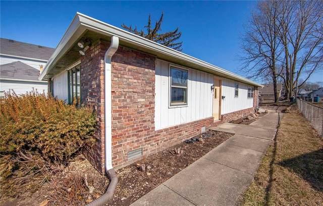205 Adams Street, Pendleton, IN 46064 (MLS #21696725) :: Richwine Elite Group