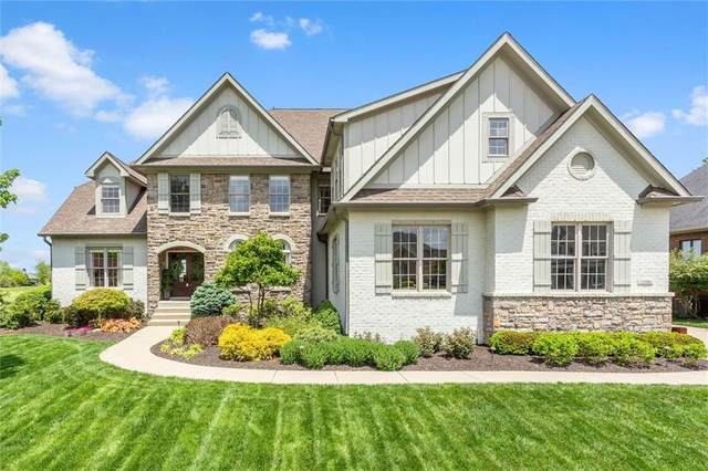 11086 Golden Bear Way, Noblesville, IN 46060 (MLS #21696732) :: The Indy Property Source