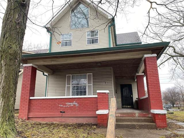 2935 N Capitol Avenue, Indianapolis, IN 46208 (MLS #21697072) :: Anthony Robinson & AMR Real Estate Group LLC