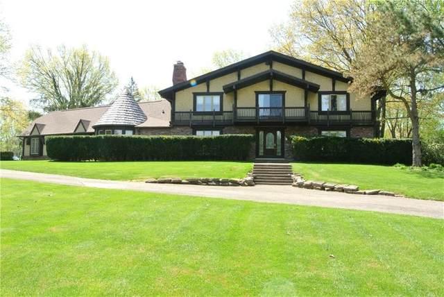 6719 Gunnery Road, Indianapolis, IN 46278 (MLS #21697175) :: Heard Real Estate Team | eXp Realty, LLC
