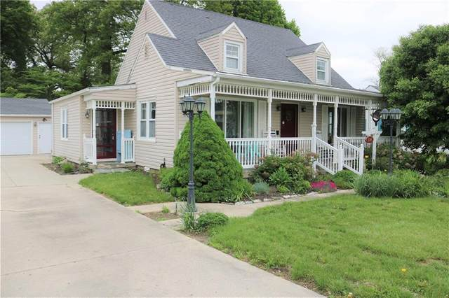 506 W Main Street, Chesterfield, IN 46017 (MLS #21697614) :: The Indy Property Source
