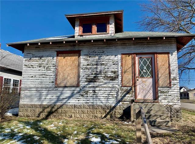 926 S 19th Street, New Castle, IN 47362 (MLS #21697981) :: The ORR Home Selling Team