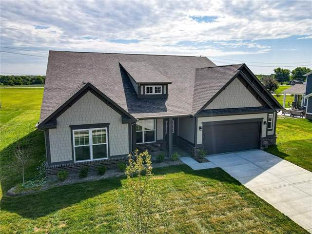 1951 S Stoney Trail, Greenfield, IN 46140 (MLS #21698151) :: Anthony Robinson & AMR Real Estate Group LLC