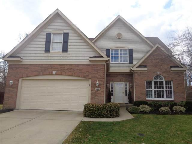 423 Montgomery Drive, Westfield, IN 46074 (MLS #21698263) :: The Evelo Team