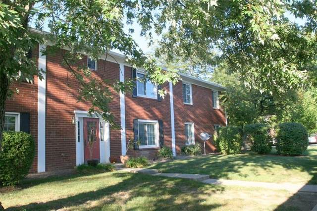6460C Park Central Way, Indianapolis, IN 46260 (MLS #21698379) :: AR/haus Group Realty
