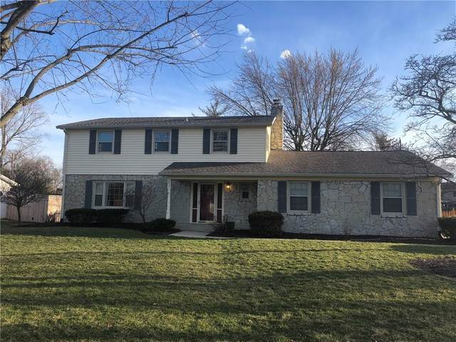 6037 Farmleigh Drive, Indianapolis, IN 46220 (MLS #21698396) :: The Evelo Team