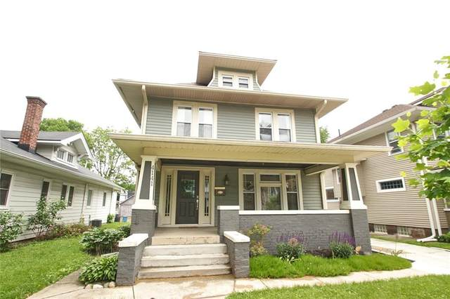 4141 N Park Avenue, Indianapolis, IN 46205 (MLS #21698900) :: Anthony Robinson & AMR Real Estate Group LLC