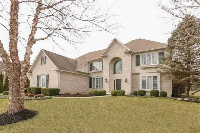 13298 Stagg Hill Drive, Carmel, IN 46033 (MLS #21698911) :: The Evelo Team