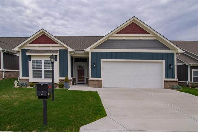 4290 W Hidden Preserve Cove, New Palestine, IN 46163 (MLS #21698983) :: Your Journey Team