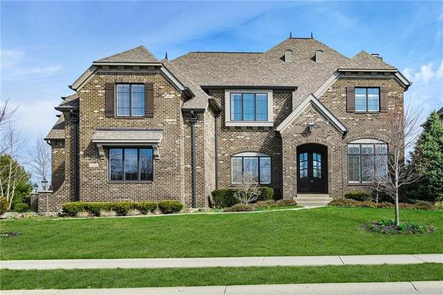 3448 Homestretch Drive, Carmel, IN 46032 (MLS #21698985) :: Your Journey Team