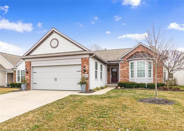 12913 Oxbridge Place, Fishers, IN 46037 (MLS #21699092) :: The ORR Home Selling Team