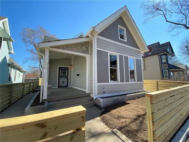 919 Villa Avenue, Indianapolis, IN 46203 (MLS #21699374) :: Heard Real Estate Team | eXp Realty, LLC